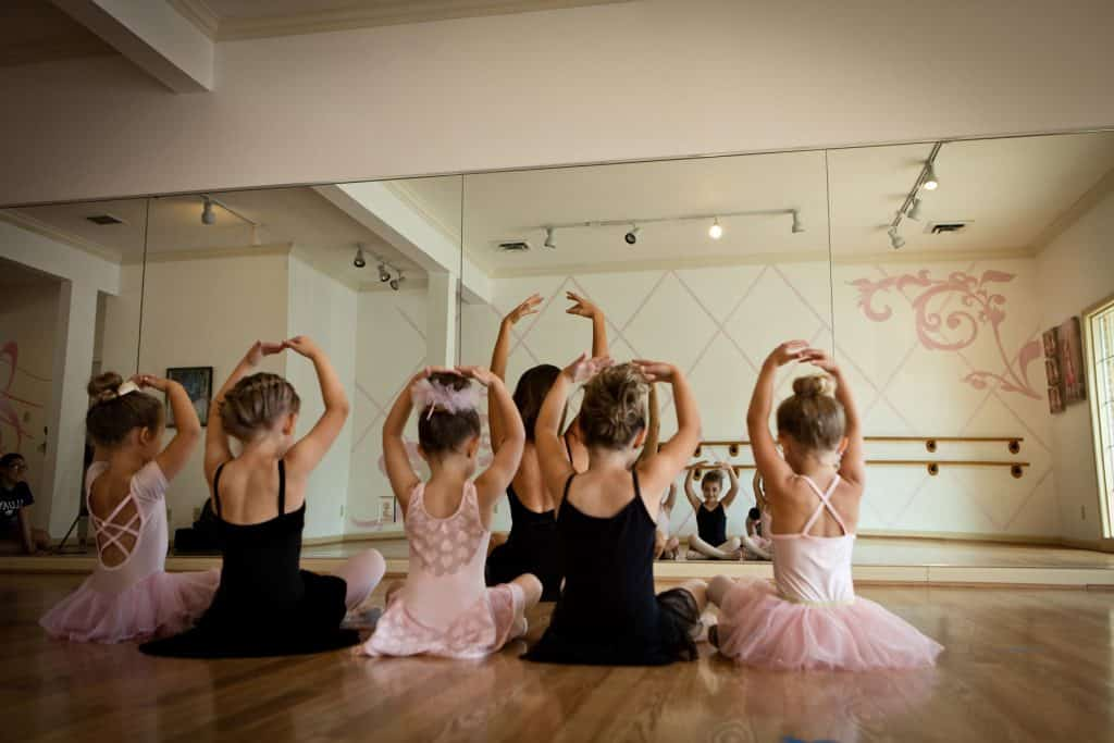 Choose Catherine's  Dance Studio for it's smaller class sizes and it's family freindly atmosphere in Parkville, MO