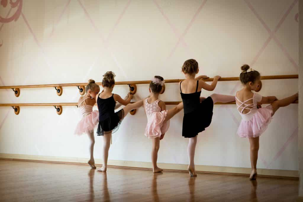 Start your child in a 3-5 year old Pre-Ballet class at Catherine's Dance Studio, 170 English Landing Drive, Suite 111 Parkville, MO 64152