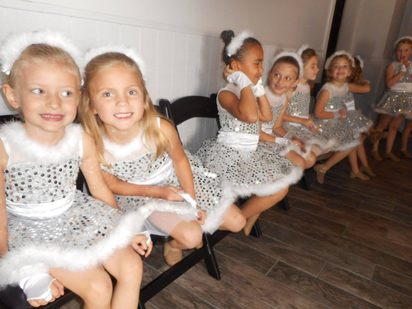 Excitement for the 2016 Christmas Dance Recital is brewing. Dances get so many benefits working towards their recital at Catherine's Dance Studio, 170 English Landing Drive, Suite 111 Parkville, MO 64152