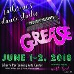 Spring Grease Recital Information